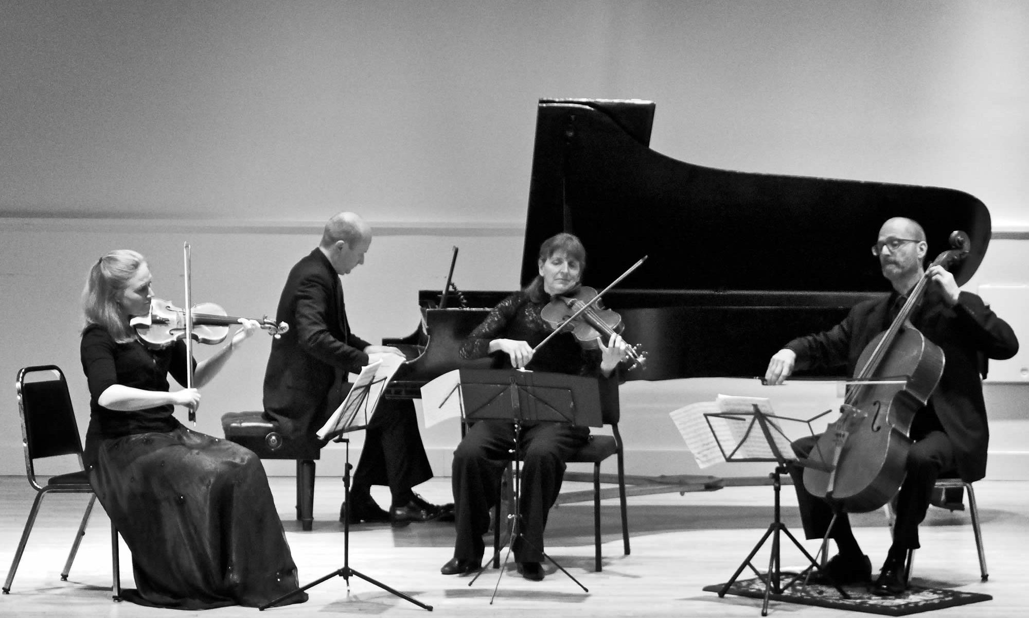 Samara Piano Quartet